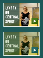 Lynsey on Central Sport